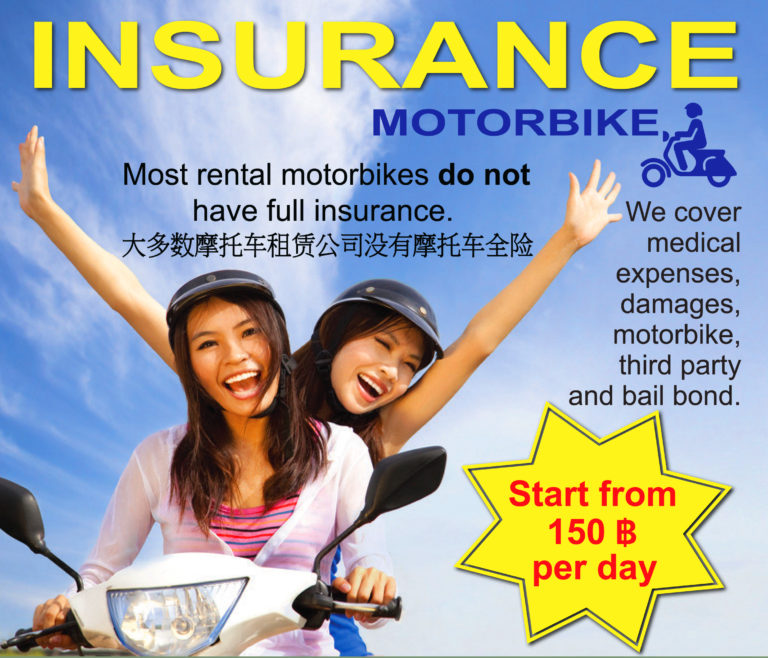Insure your bike hire
